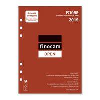 2019 * RECAMBIO ANUAL 1000 SV R1099 R: 711520019