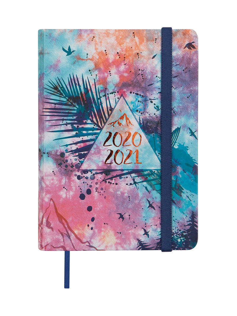 20 / 21 * AGENDA ESCOLAR NATURAL TRIANGLE M4 SV