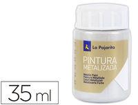 C / 6 PAJARITA MET. PLATA R: 123722