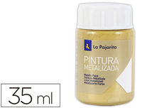 C / 6 Pajarita Met. Oro Rico R: 125322 -
