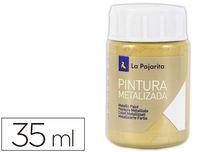 C / 6 PAJARITA MET. ORO RICO R: 125322
