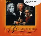 LOS TRES COMPOSITORES (3 CD+DVD)
