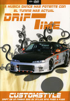 CUSTOMSTYLE DRIFTIME (CD+DVD)
