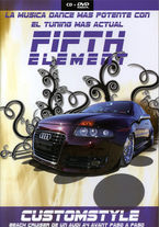 CUSTONSTYLE FIFTH ELEMENT (CD+DVD)
