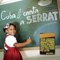 (2LP) CUBA LE CANTA A SERRAT