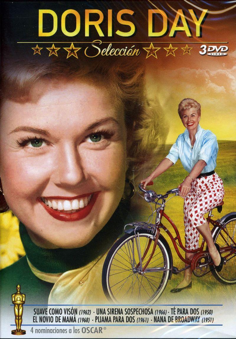 DORIS DAY SELECION (6 PELICULAS) (3 DVD)