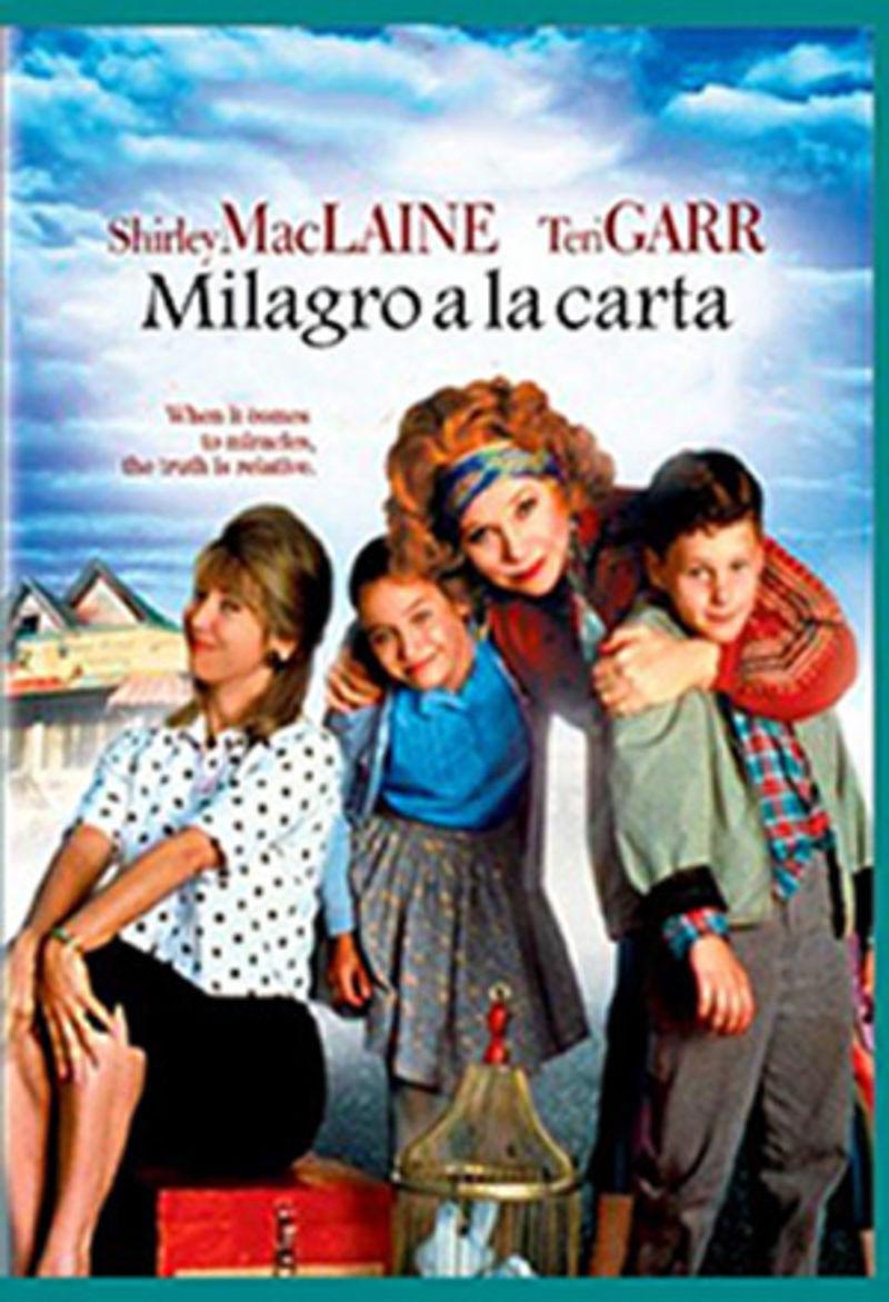 MILAGROS A LA CARTA (DVD) * SHIRLEY MACLAINE / TEN GARR