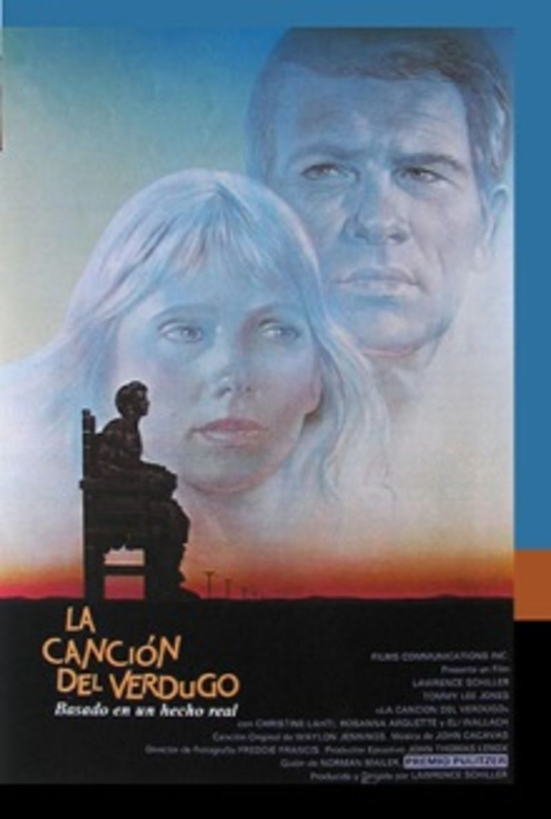 La Cancion Del Verdugo (dvd) * Tommy Lee Jones - Lawrence Schiller