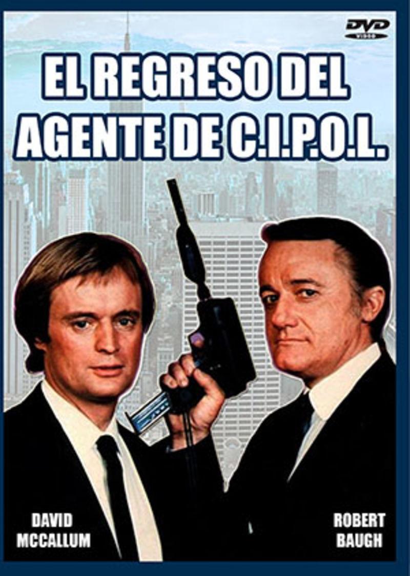 EL REGRESO DEL AGENTE DE C. I. P. O. L. (DVD) * ROBERT VAUGHN, DAVID MCC