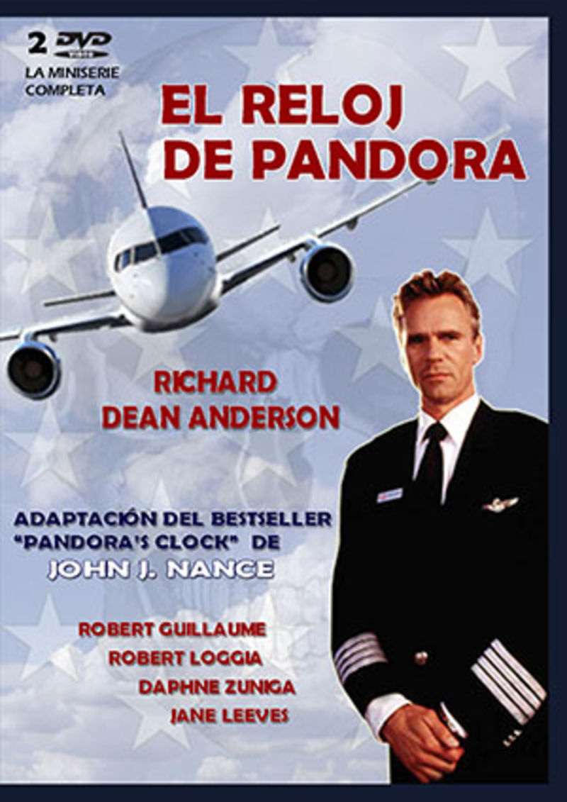 EL REJOJ DE PANDORA (2 DVD) * RICHARD DEAN ANDERON