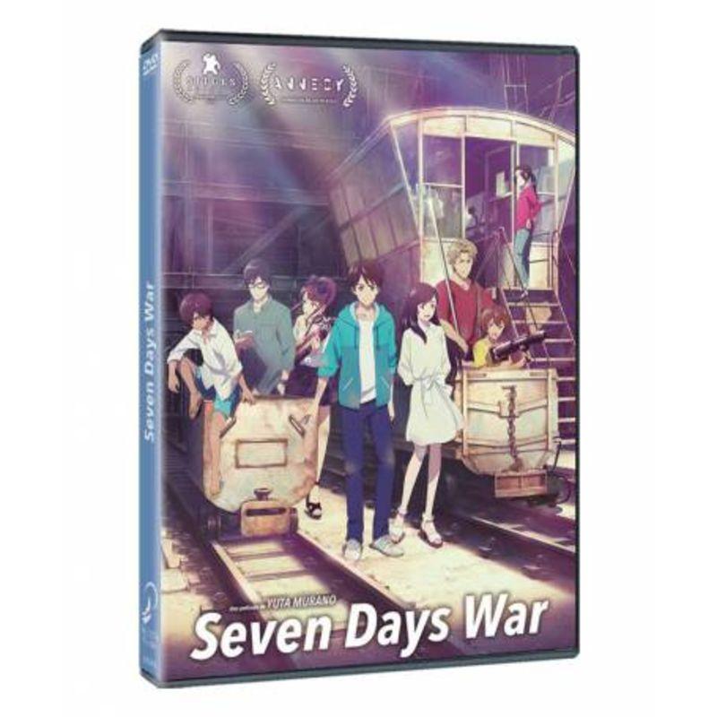 SEVEN DAYS WAR (DVD)