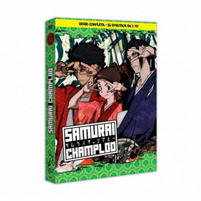 SAMURAI CHAMPLOO (DVD)