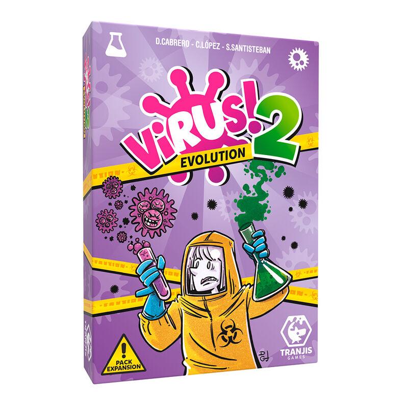 VIRUS 2 ! EVOLUTION