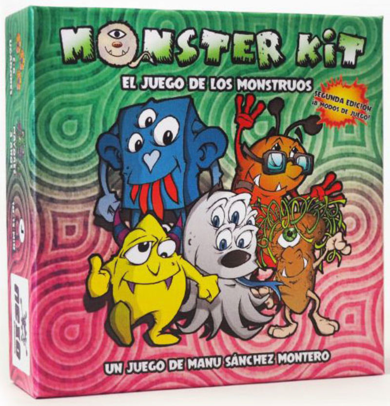 MONSTER KIT BASICO