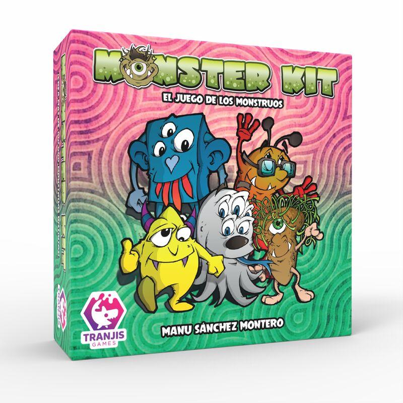 MONSTER KIT BASICO