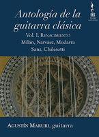 ANTOLOGIA DE LA GUITARRA CLASICA VOL.1 RENACIMIENTO (BLURAY)