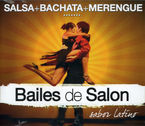 BAILES DE SALON, SABOR LATINO (2 CD)