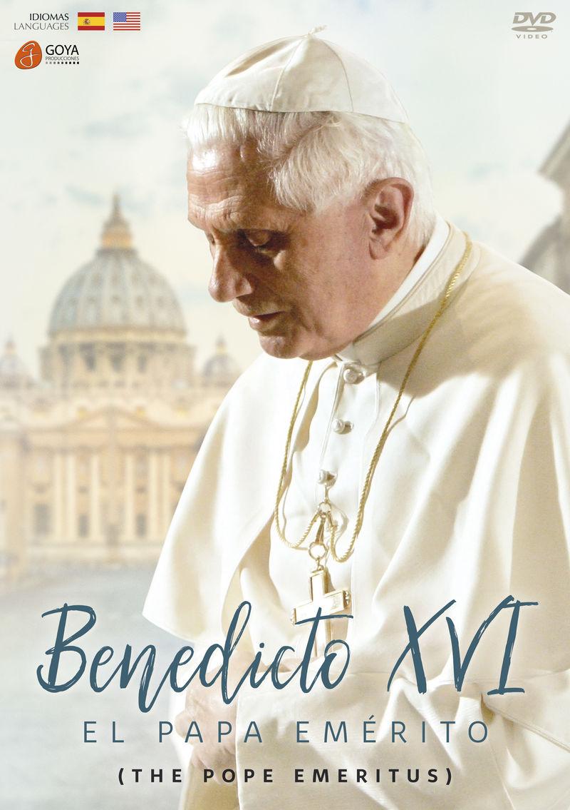 BENEDICTO XVI- EL PAPA EMERITO (DVD)