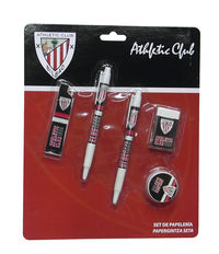 ATHLETIC CLUB * SET PAPELERIA EN BLISTER R: GS-13-AC