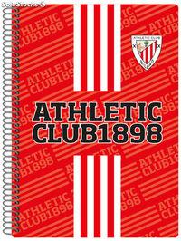 ATHLETIC CLUB * CUADERNO 4º R: LC-11-AC
