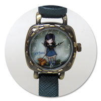 GORJUSS * RELOJ DE PULSERA CON CAJA YOU BROUGHT ME LOVE R: W-02-G