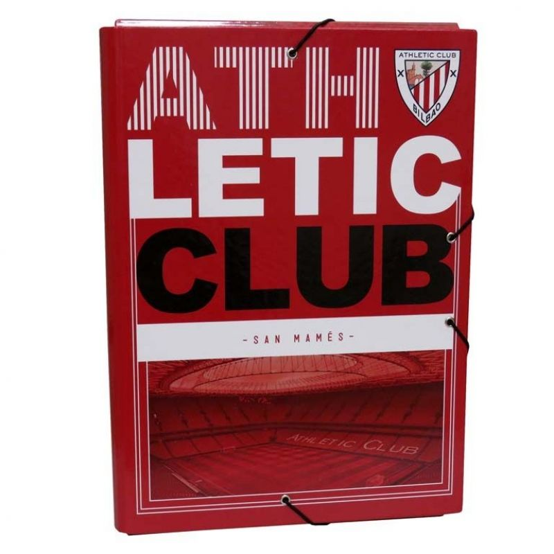 ATHLETIC CLUB * CARPETA SOLAPAS R: CS-15-AC