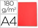 Paq / 50 Sub. Din A4 Rojo Pastel R: Sb1054 -