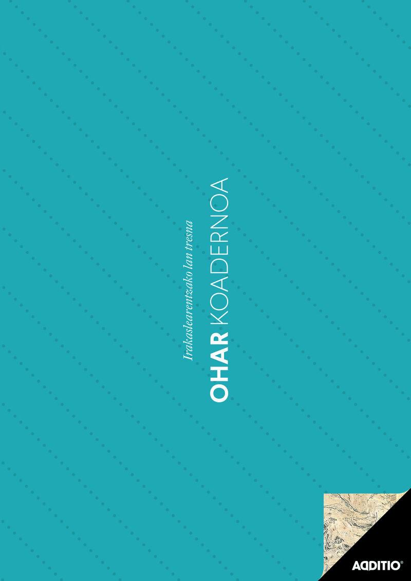 OHAR-KOADERNOA - IRAKASLEAREN LAN TRESNA