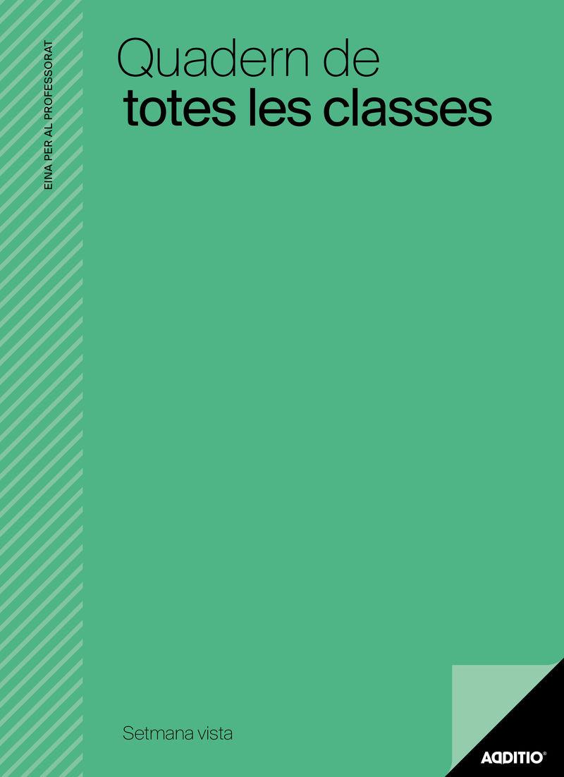 QUADERN DE TOTES LES CLASESS