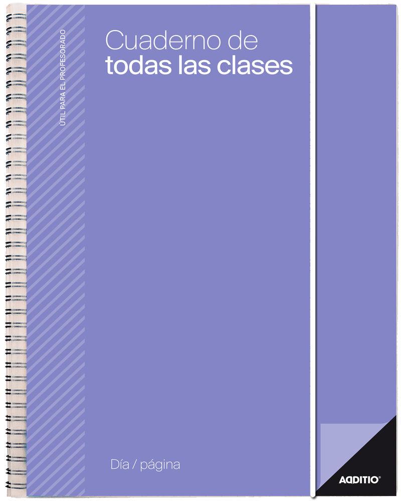 CUADERNO DE TODAS LAS CLASES