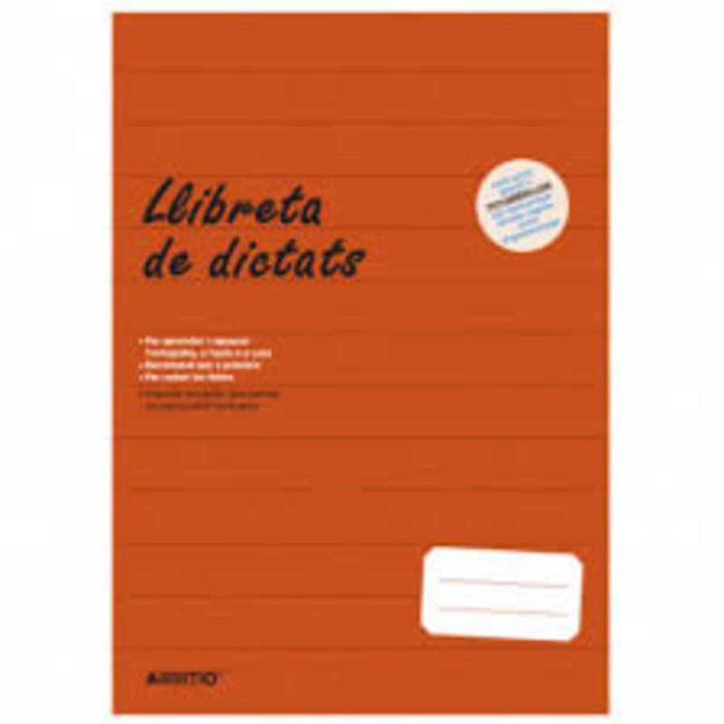 LLIBRETA DE DICTATS