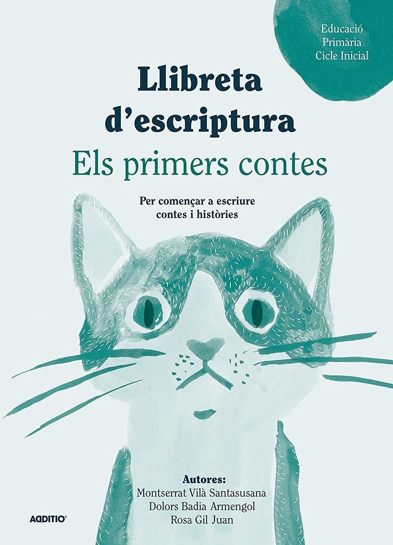 LLIBRETA DE REDACCIONS CICLE INICIAL PRIMARIA