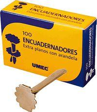 C / 100 ENCUAD. UMEC 18mm C / ARANDELA R: 300901