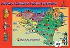 EUSKAL HERRIKO MAPA PUZZLEA 100PCS R: 11012
