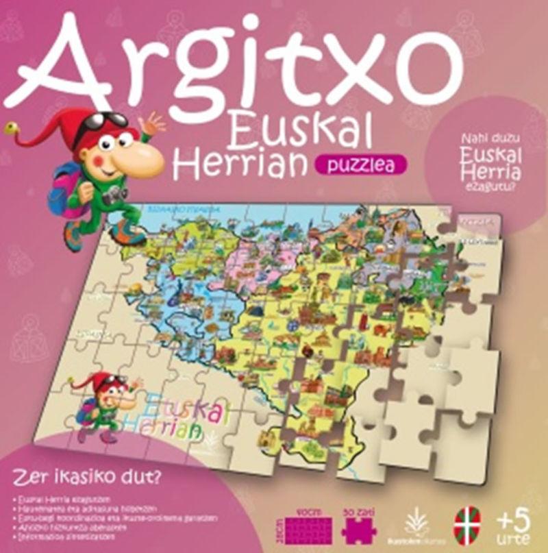ARGITXO EUSKAL HERRIAN R: 11015