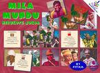 MILA MUNDU - HIRUKOTE JOKOA (+6URTE) R: 12003