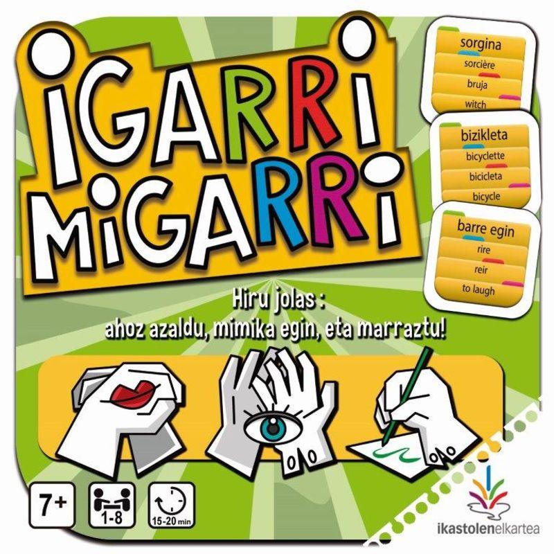 igarri migarri (7+) -