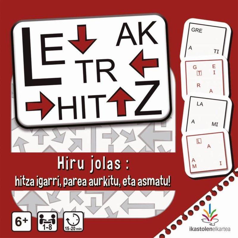 LETRAK HITZ (6+)