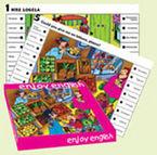 ENJOY ENGLISH LEKTROIA (+3 URTE) R: 16001