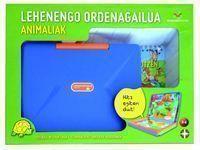 LEHENENGO ORDENAGAILUA - ANIMALIAK R: 16003