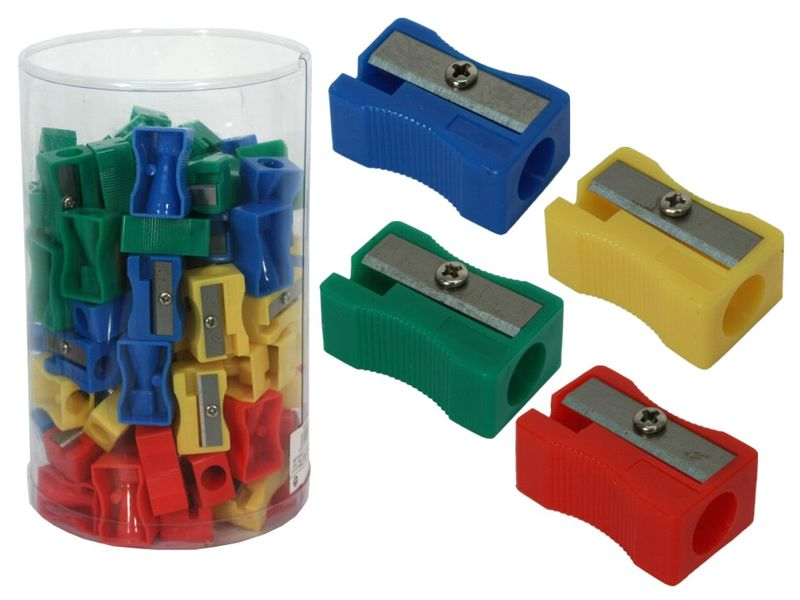 BOTE 72 AFILALAPICES PLASTICO 1 USO