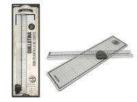 GUILLOTINA 35cm PLANTILLA CORTE 38X10cm R: 324079