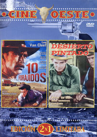 10 FORAJIDOS / DESIERTO PINTADO (CINE OESTE) (DVD)