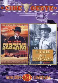 HA LLEGADO SARTANA / EL VALLE DE LA VENGANZA (CINE OESTE) (DVD)