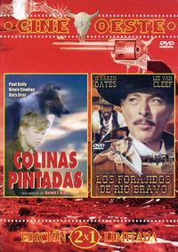 COLINAS PINTADAS / LOS FORAJIDOS DE RIO BRAVO (CINE OESTE) (DVD)