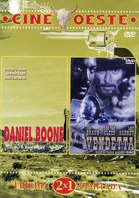 Daniel Boone / Vendetta (cine Oeste) (dvd) -