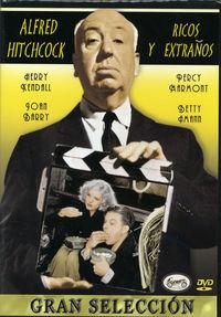 Gran Seleccion: Ricos Y Extraños (dvd) - Alfred Hitchcock