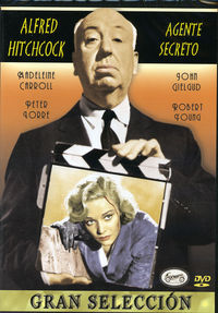 GRAN SELECCION: AGENTE SECRETO (DVD)