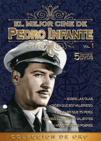 PEDRO INFANTE VOL.1 (5 DVD)
