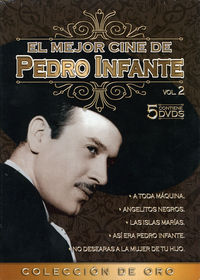 Pedro Infante Vol.2 ( 5 Dvd) -
